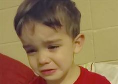 Little Boy Won't Eat His Food. The Reason Why? I Can't Stop Laughing!