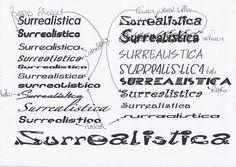 typografie - een woord