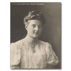 Grand Duchess Marie Pavlovna of Russia #053