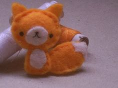♡ Cute Fox plushie tutorial ♡ (requested by lucylu24642 ) - YouTube