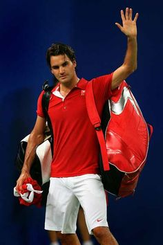 None other than Roger Federer will compete in the London Olympics for his native Switzerland.
