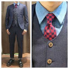 新郎カジュアルデニムスタイル : 結婚式の新郎衣装に関するお話|カジュアルウェディングまとめ
