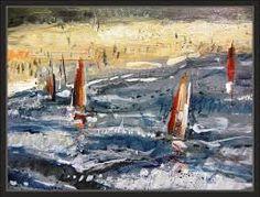 Resultado de imagen de imagenes de pinturas de marinas