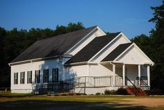 Mt Zion Primitive Baptist of Gray Ga Church Building, Old And New, Primitive, Gray, Outdoor Decor, House, Home Decor, Decoration Home, Home