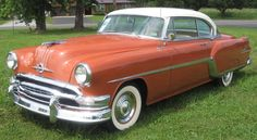 1954 Pontiac Star Chief Two Door Hardtop Vintage Cars, Antique Cars, Pontiac Star Chief, General Motors Cars, Pontiac Chieftain, Pontiac Cars, Ford Maverick, American Auto, Vintage Classics