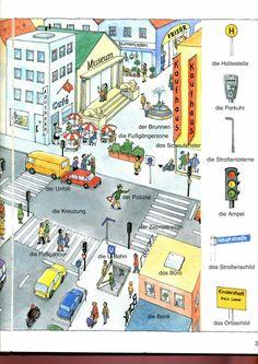 Orientierung in der Stadt