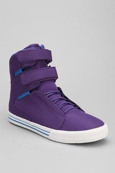 SUPRA Society High-Top Sneaker
