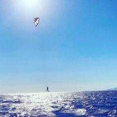 Keep calm and #kitesurf on. #kos #greece #caraviabeach 📷@rafal_wrz Beach Pool, Beach Hotels, Kos, Greece, Calm, Greece Country, Grease, Blackbird
