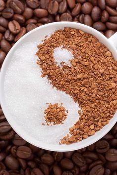 Ying & Yang Sign #LatteArt