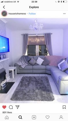 A glam movie/chill room. A glam movie/chill room. Living Room Decor Cozy, Home Living Room, Living Room Designs, Cosy Living Room Small, First Apartment Decorating, Apartment Ideas, Apartment Layout, Apartment Interior, Apartment Curtains