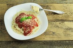 Ile kalorii ma spaghetti - http://www.dietatop.pl/ile-kalorii-ma-spaghetti/