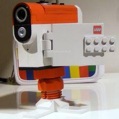 Camcorder for Kids:  LEGO Animation Station Video Camera  ... see more at InventorSpot.com