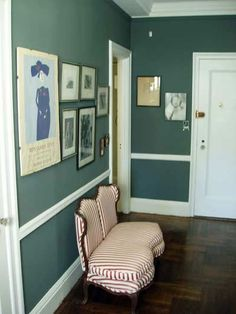 Inspiration From Benjamin Moore S Bella Blue Ok I Just Picked Out This Paint For