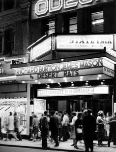 Cardiff's old cinemas, the glamorous stars and the end of a bygone