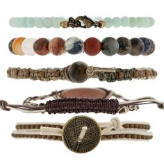 Hippie Chic Bracelets | Fusion Beads Inspiration Gallery