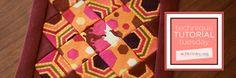 Granny Square Coasters // Technique Tutorial Tuesday — Pile O' Fabric