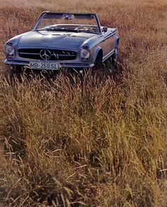 1966 Mercedes-Benz 250SL