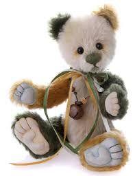 Image result for charlie bears pumpernickel