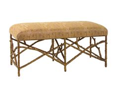 Shop For John Richard Bench With Branch Styled Iron Base, And Other Living  Room Benches At Kathy Adams Furniture And Design In Dallas, TX, Plano, Texas .