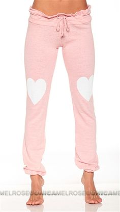 Wildfox Pink Lover Bottoms