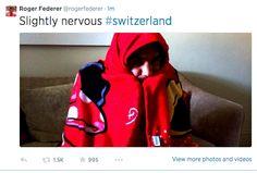 Roger Federer n'en peut plus d'Argentine-Suisse - http://www.actusports.fr/110050/roger-federer-nen-dargentine-suisse/