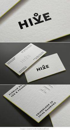 corporate logo graphic type business card visual identity design
