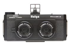 Holga 120 Stereo Pinhole