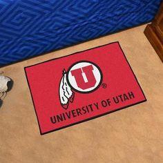 University of Utah Utes Door Mat Rug Doormat