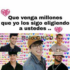Memes Cnco, One Day I Will, Boy Bands, Fandoms, American, My Love, Reyes, Babys, Joy