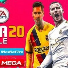 FIFA 20 Mobile Offline APK Update 2020 Download Fifa Soccer, Soccer Games, Mobile Generator, Barcelona Team, Offline Games, Fifa 20, Best Android, Premier League, Hacks