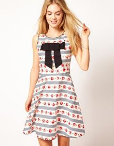 Enlarge Trollied Dolly Gingham Bow Dress. Thinking if getting this for the day after the wedding... What do you think?