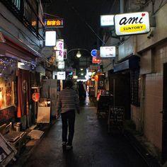 夜散歩のススメ「新宿ゴールデン街」 東京都新宿区歌舞伎町