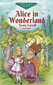 After falling down a rabbit hole, Alice meets the Mad Hatter, the Cheshire Cat, the Mock Turtle, the Red Queen, and other fanciful folk. Contains all 42 original illustrations by John Tenniel. A selection of the Common Core State Standards Initiative.