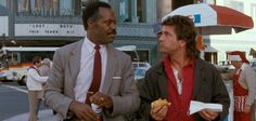 Lethal Weapon IS a Christmas movie.