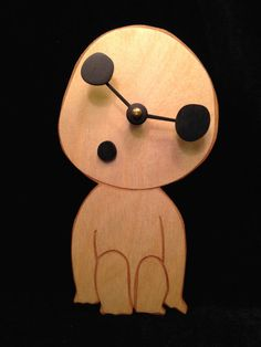 This kodama clock that's just as perplexed with the formalities of time as you.   33 Gifts That Any Miyazaki Lover Will Go Nuts Over