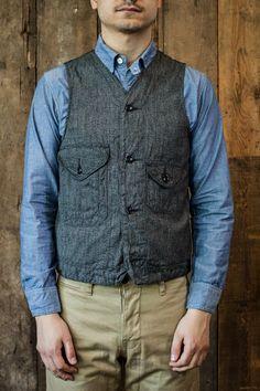 cinchback utility vest