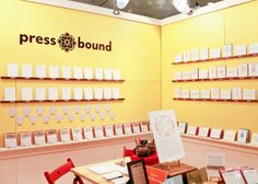 National Stationery Show 2014 Recap Featuring Press Bound via Oh So Beautiful Paper: http://ohsobeautifulpaper.com/2014/06/national-stationery-show-2014-part-13/ | Photo: Nole Garey for Oh So Beautiful Paper #NSS2014