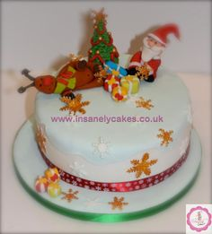 Insanely Cakes Christmas 2012