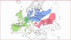 arribada de la llengua indoeuropea a Europa