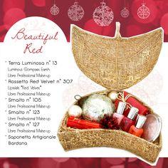 [Centro estetico Je m'Aime] IDEE REGALO Natale 2014. Beautiful Red. //search--> #beauty #christmas #gift #parma// *Facebook: www.facebook.com/JemAimeParma