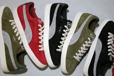 Puma Suede  Rugged Pack   Sneakers Retro Sneakers d2498b6b668
