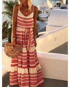 Dresses – Page 6 – narachic Boho Summer Dresses, Boho Dress, Casual Dresses, Maxi Dresses, Bohemian Dresses, Dress Red, Dress Black, Summer Outfits, Plus Size Summer Dresses