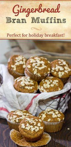 Healthy Muffin Recipes, Delicious Breakfast Recipes, Healthy Meals, Bran Muffins, Doughnut Muffins, Vanilla Bean Frosting, Recipe Maker, Friend Recipe, Breakfast Bake