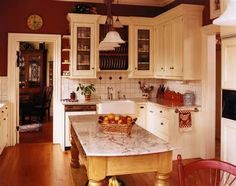 Old Farm Kitchen - - Yahoo Image Search Results