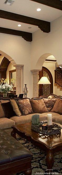 69 best Tuscan Living Rooms images on Pinterest