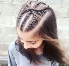 hairstyles games online dance hairstyles hairstyles lines hairstyles for 11 year olds braided hairstyles hairstyles with clip in extensions braided hairstyles hairstyles crochet Little Girl Hairdos, Girls Hairdos, Cute Hairstyles For Kids, Baby Girl Hairstyles, Pretty Hairstyles, Braided Hairstyles, Hairstyles Games, Quiff Hairstyles, Hairstyles 2018