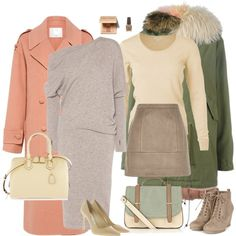 Soft Autumn by natlik on Polyvore featuring Tom Ford, Mr & Mrs Italy, TIBI, River Island, Jimmy Choo, Warehouse, Henri Bendel, Bobbi Brown Cosmetics, OPI and falloutfit