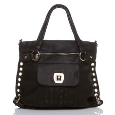 Rayville bag in black from shoedazzle.com