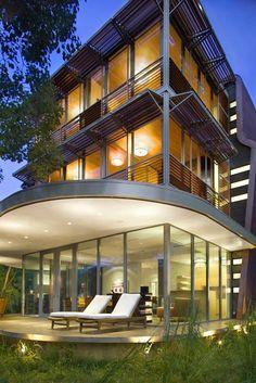 Guest House | Austin, Texas | Miro RIvera Architects