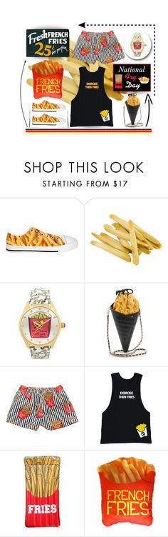 """Enjoy!"" by outfitsloveyou ❤ liked on Polyvore featuring Betsey Johnson and MC2"
